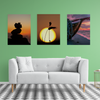 3 Pieces Set Acrylic Print