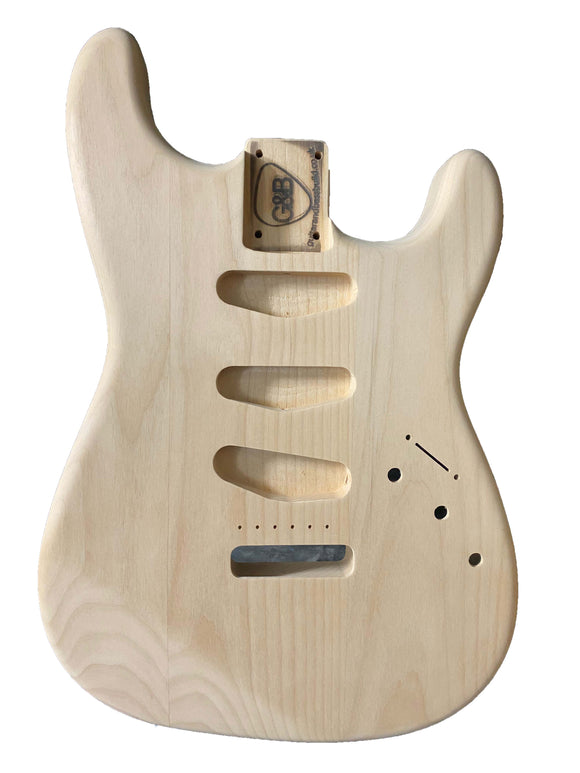 Custom Shop Stratocaster Rear-loading Guitar Body