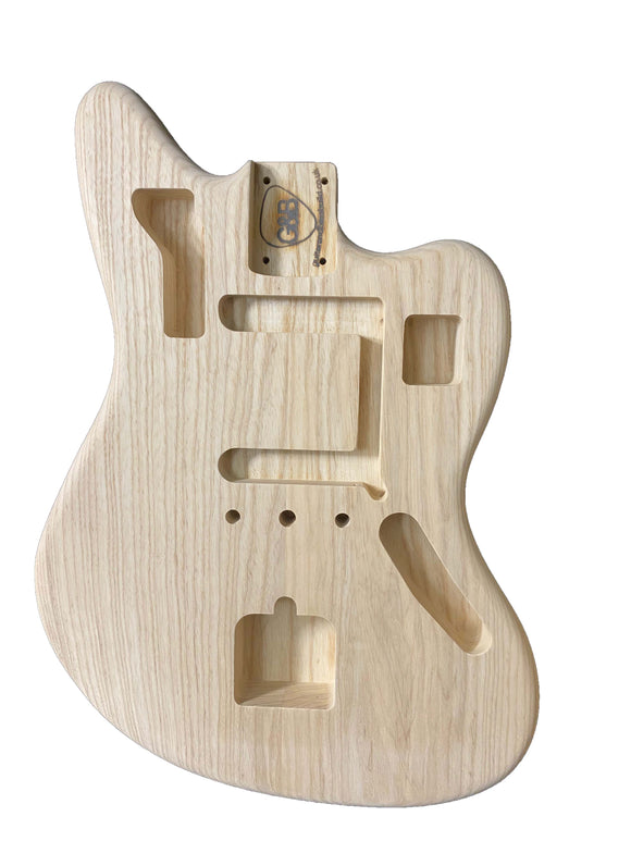 Jaguar Guitar Body - Swamp Ash 041220JA1