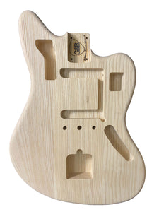 Jaguar Guitar Body - Ash 041220JA2