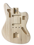 Jaguar Guitar Body - Swamp Ash 041220JA3