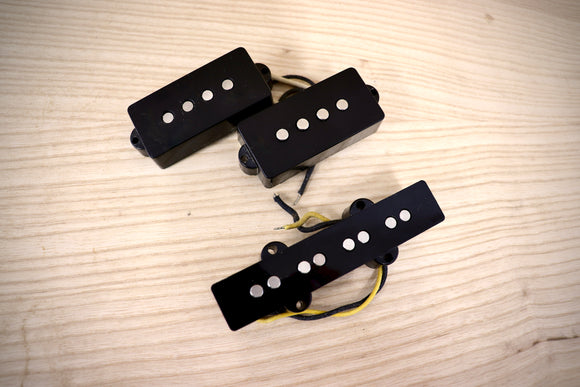 Haynes P/J Bass Pickup Set