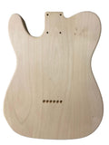 Telecaster 1972 Custom Guitar Body - Alder 030221T8