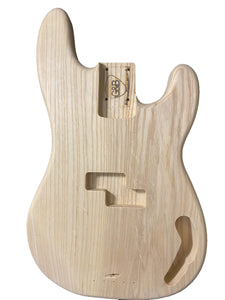 1954 Precision Bass Body - 1 Piece American Ash 30221541