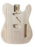 Telecaster Guitar Body - Swamp Ash 230421T3