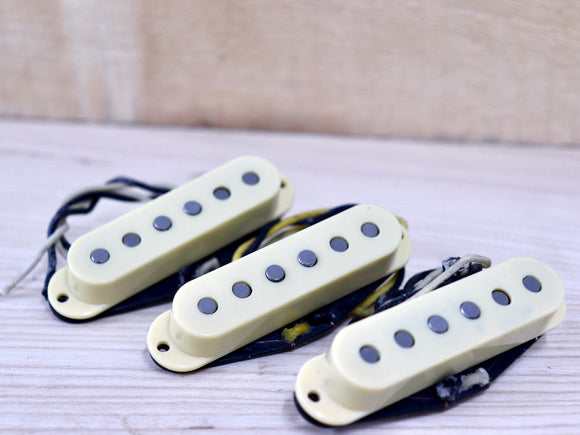 Haynes 50s Strat Pickup Set