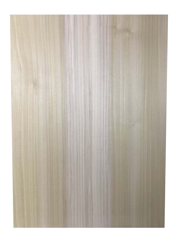 Poplar / Tulipwood Body Blank - Bass