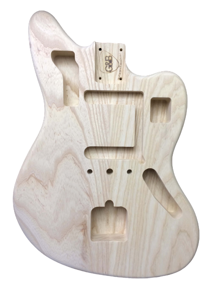 Custom Shop Jaguar Guitar Body
