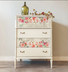Redesign by Prima Papel de Decoupage - Living Coral