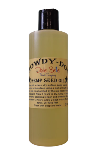 Howdy-Do Hemp Oil Aceite de Cáñamo