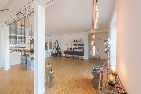Showroom an der Spinnereistrasse 29, Rapperswil-Jona
