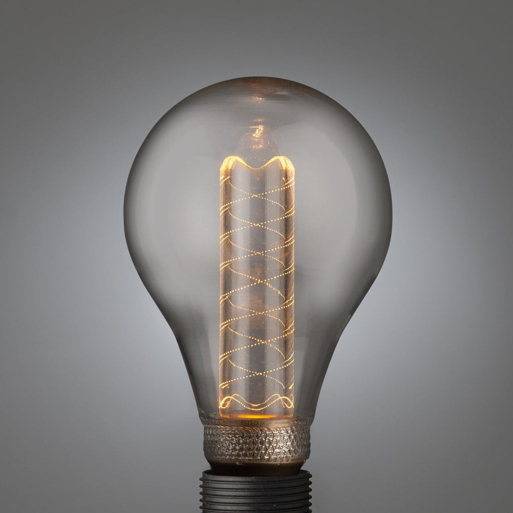 Big Led Retro Spiral Bulb E27