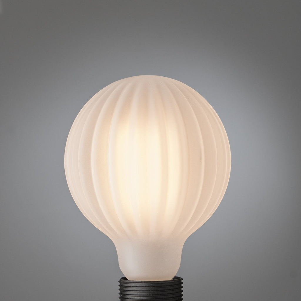 Dekorative Opale Led Filament Glühbirne - Big Led Filament Cloud E27 Glühbirne - Edisson