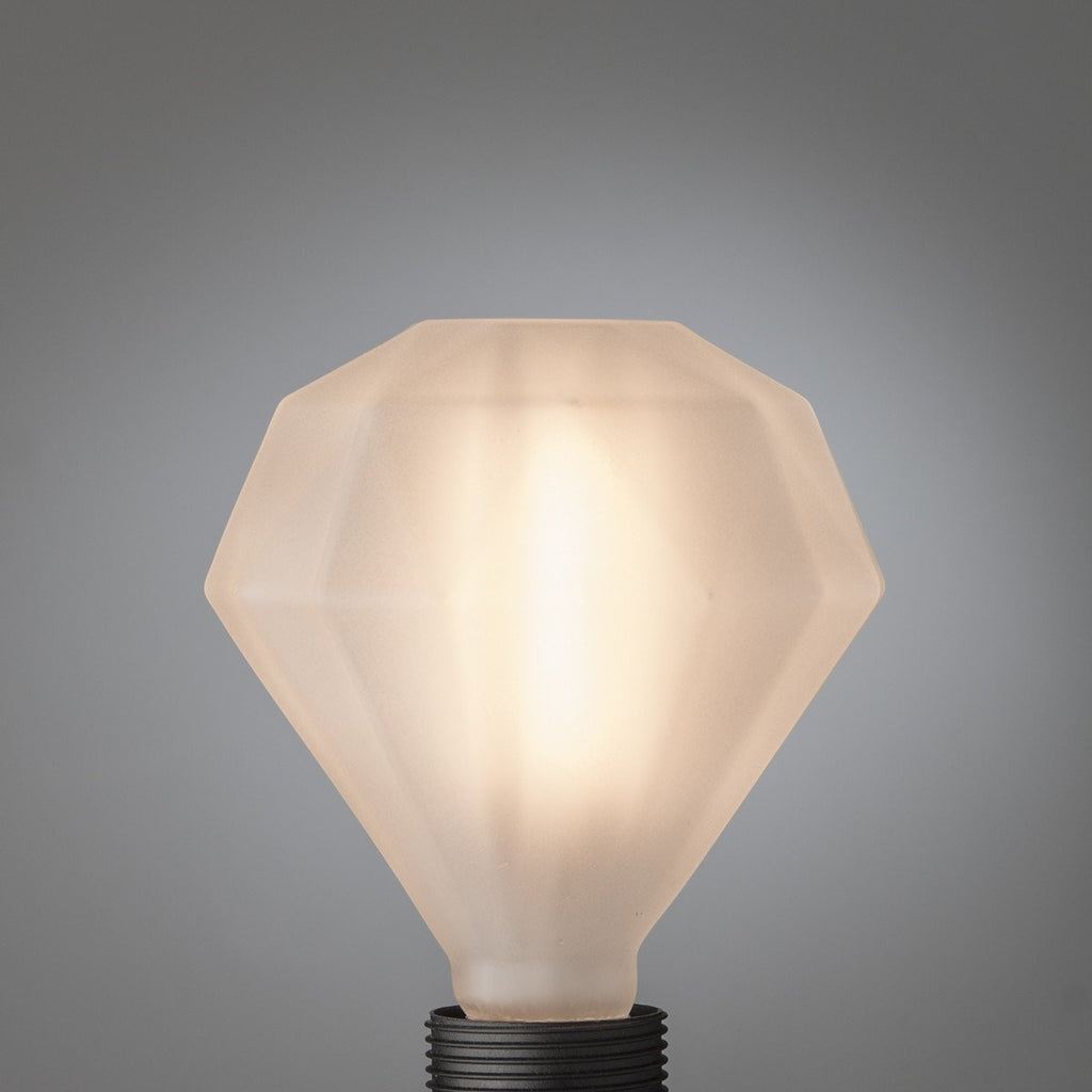 Led Filament Diamond Frosted E27 - Edisson