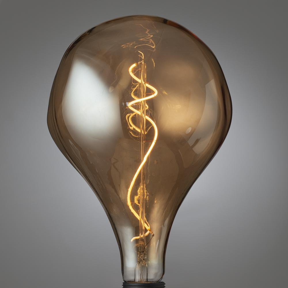 Granddad Led Single Filament Bulb E27 - Edisson