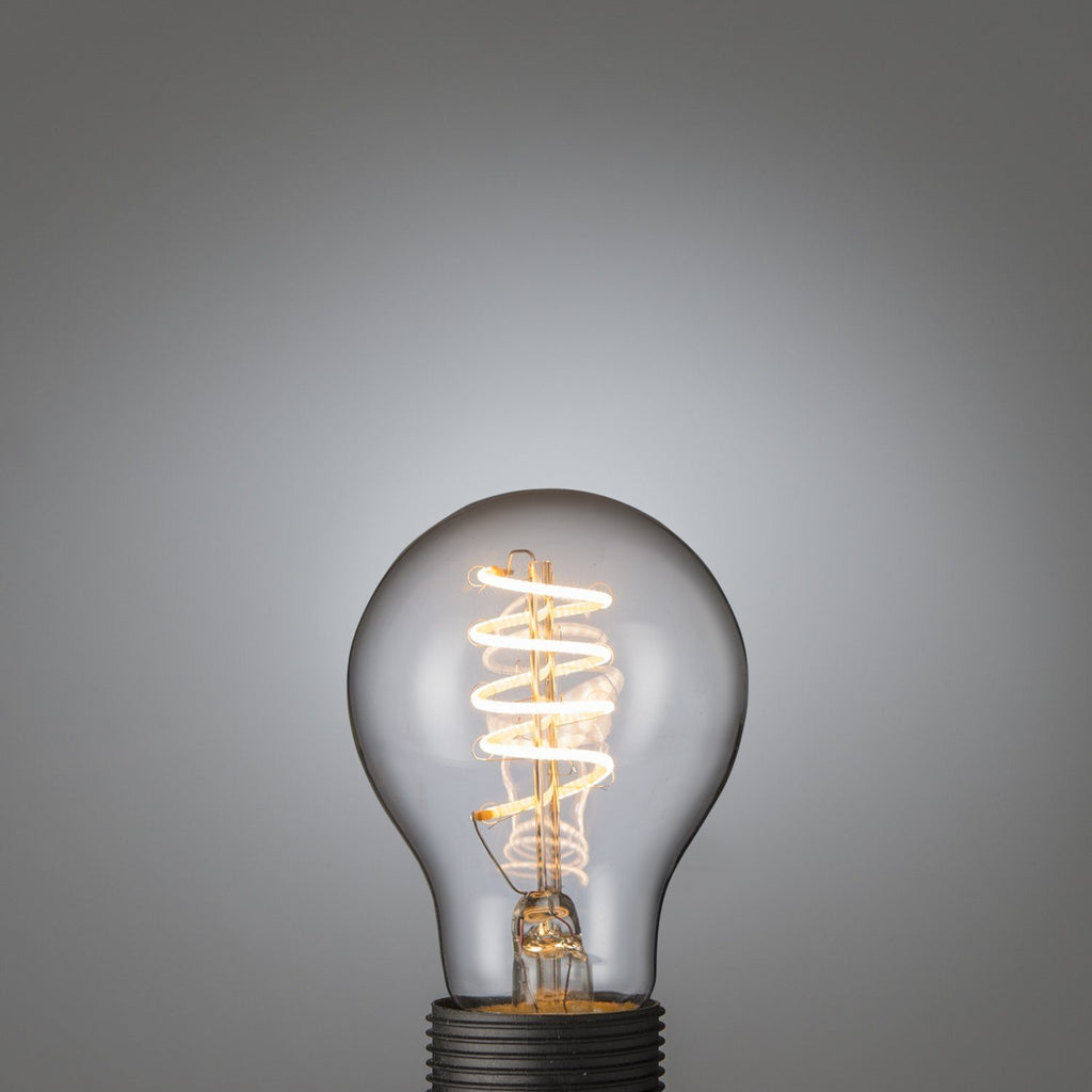 LED Filament Spiral Bulb E27 - Edisson