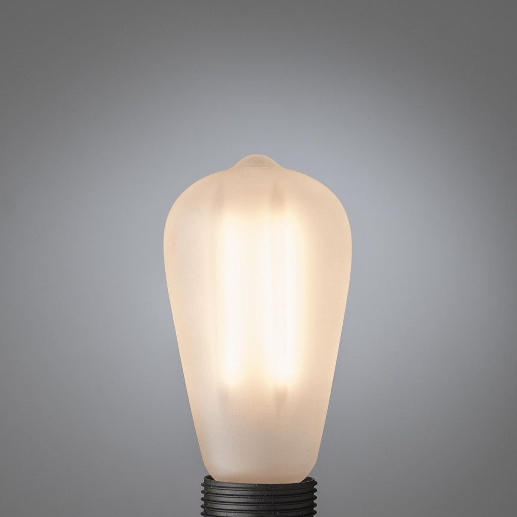Led Filament Teardrop Frosted E27 - Edisson