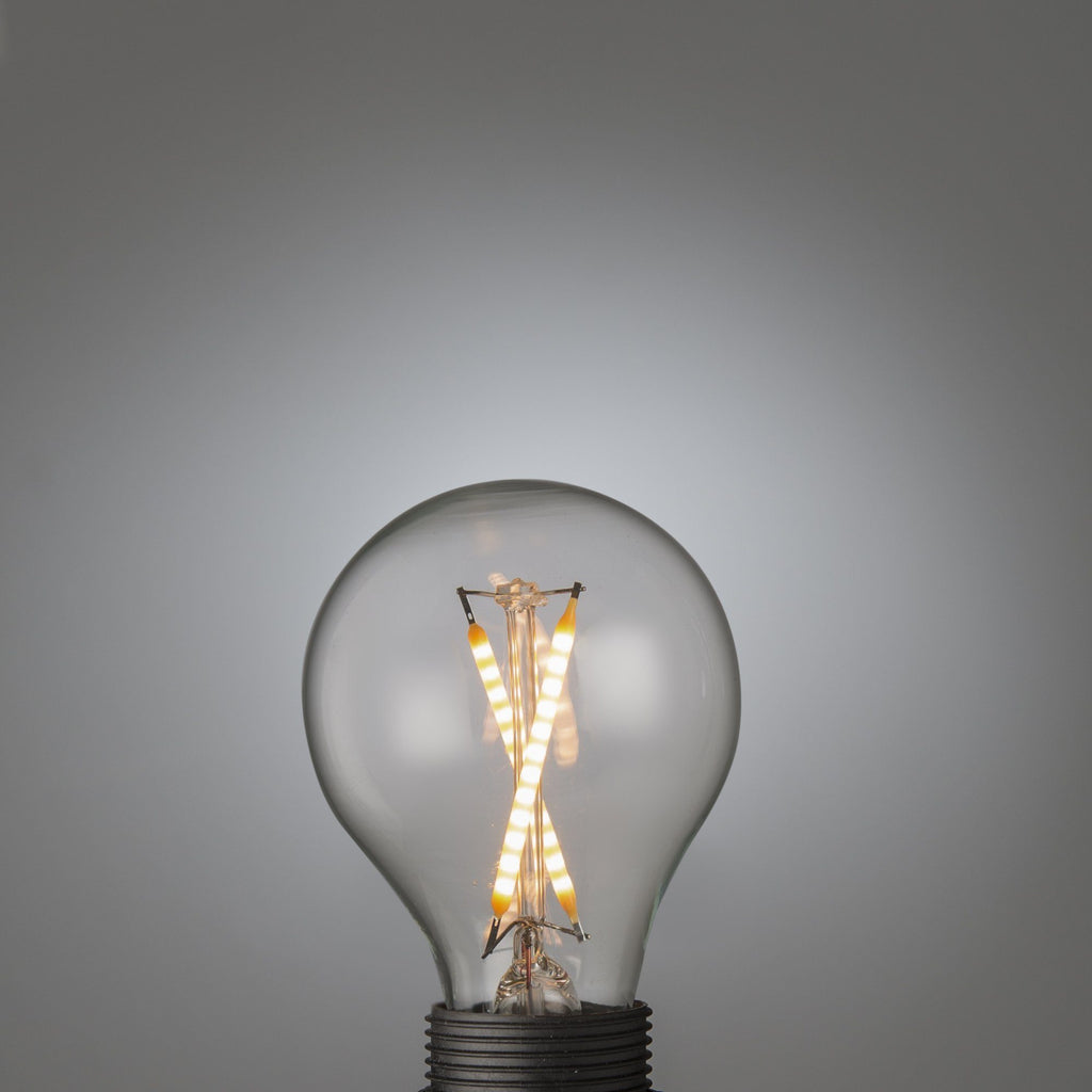 Zig Zag Led Filament Bulb E14/E27 - Edisson