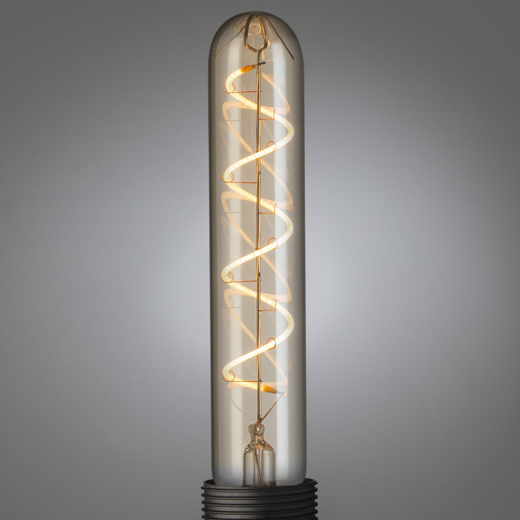 retro led glühbirne - led spiral tube