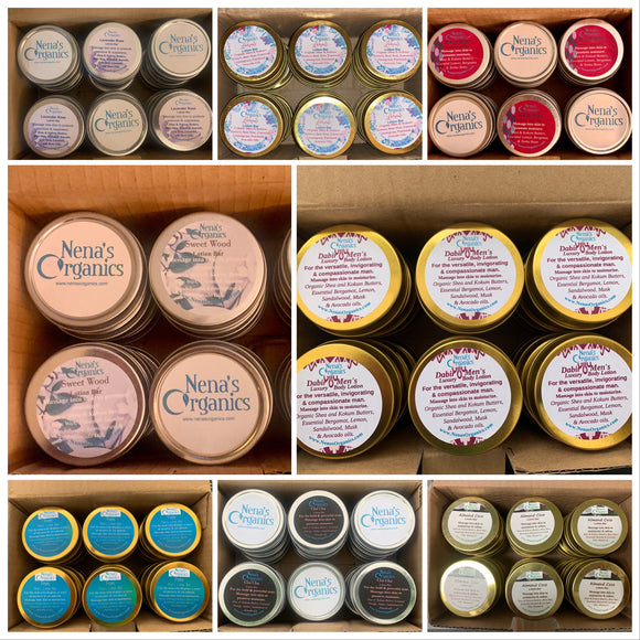 Gifts... Lotion Bars