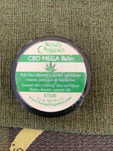 Load image into Gallery viewer, CBD Mega Balm