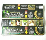 Charcoal (Bamboo Activated) Essential Toothpaste