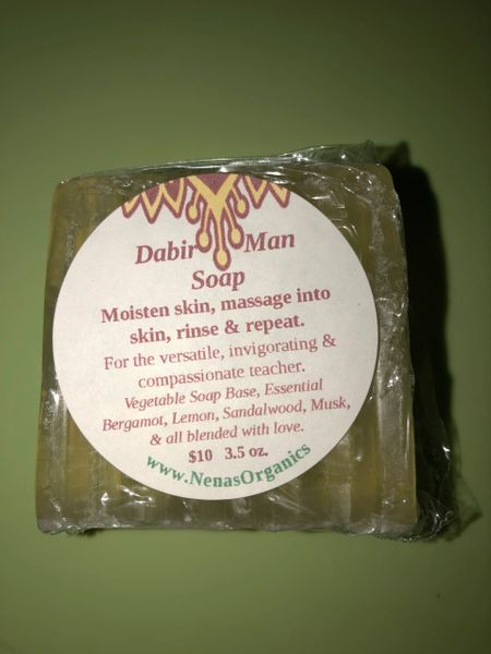 Dabir Man -Soap