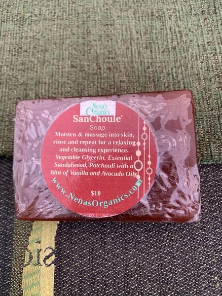 SanChoulè Soap