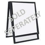 Free-Standing Sign Board Graphics (EX02)