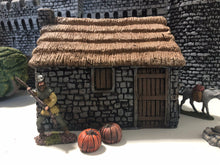 Load image into Gallery viewer, Medieval Stone Cottage – Small