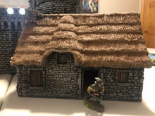Load image into Gallery viewer, Medieval Stone Cottage – Large