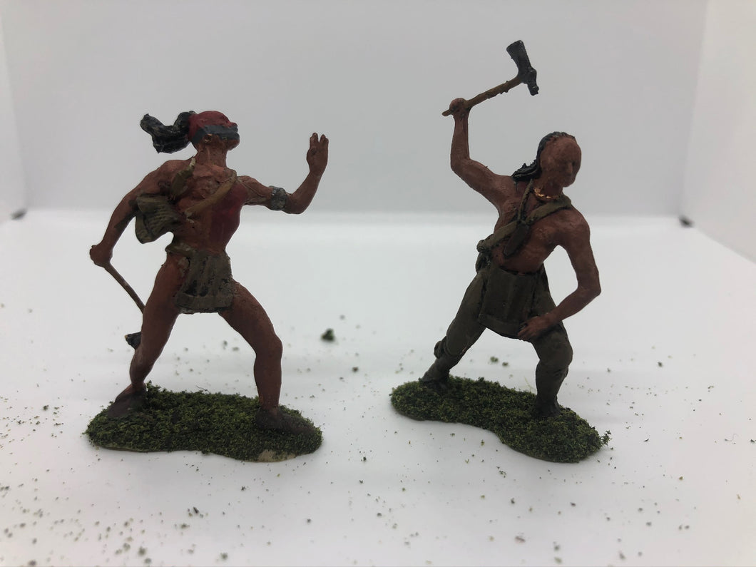 Painted Huron Indians (LOD028)