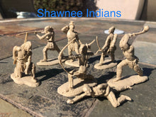 Load image into Gallery viewer, Shawnee Indian Figure Set (LOD027)