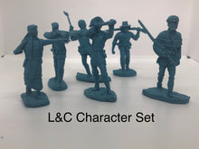 Load image into Gallery viewer, Lewis & Clark Character Figure Set (LOD023)