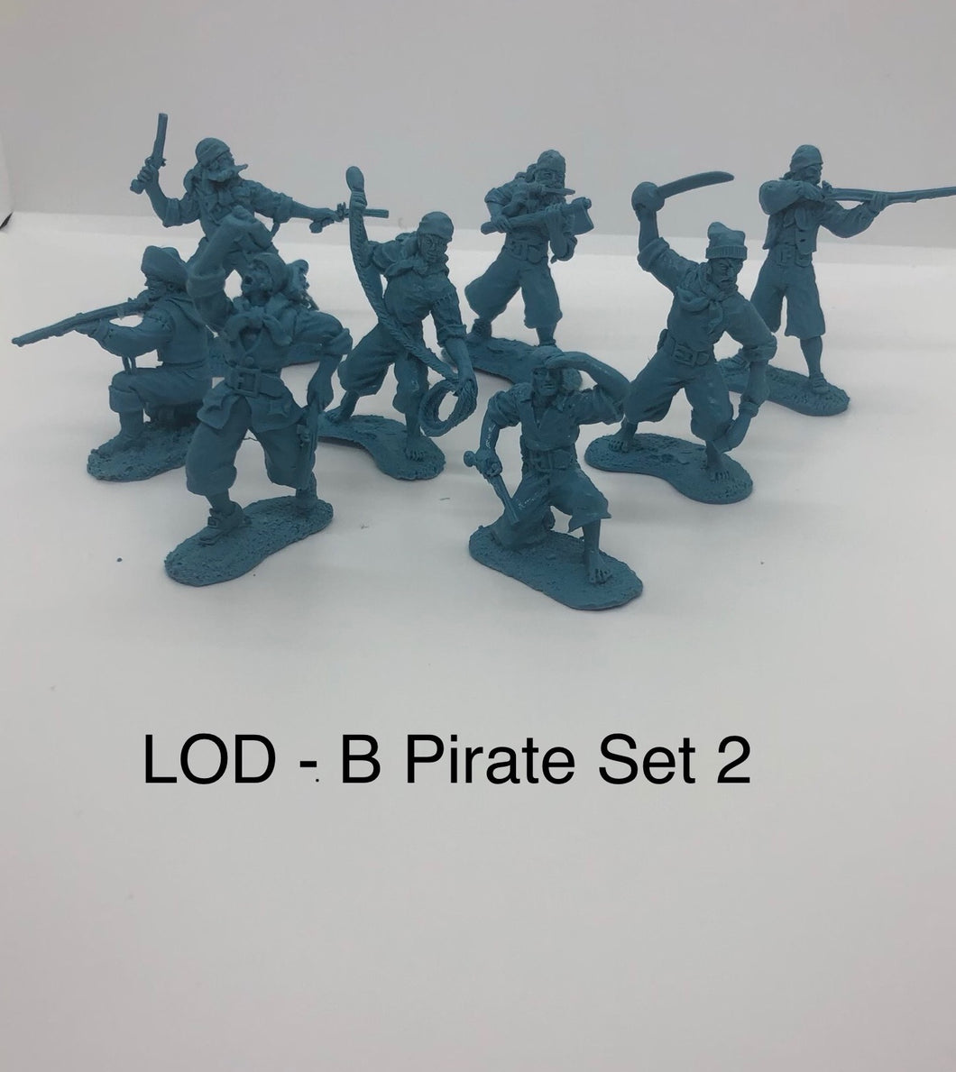 Barzso Pirate Set – 2 (LOD025)