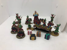 Load image into Gallery viewer, Painted Mrs. Claus and the Elves (LOD016)