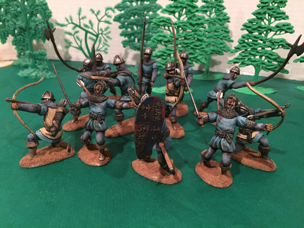 Sheriff's Men ~ the Normans - Painted