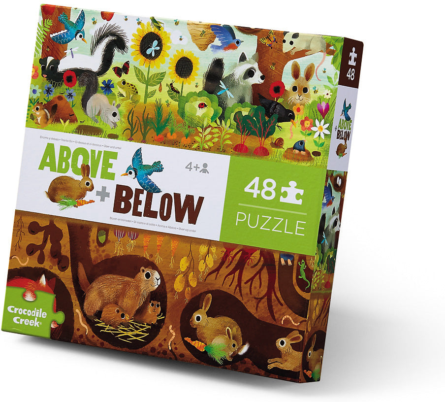 Above y Below Backyard Discovery 48-pcs