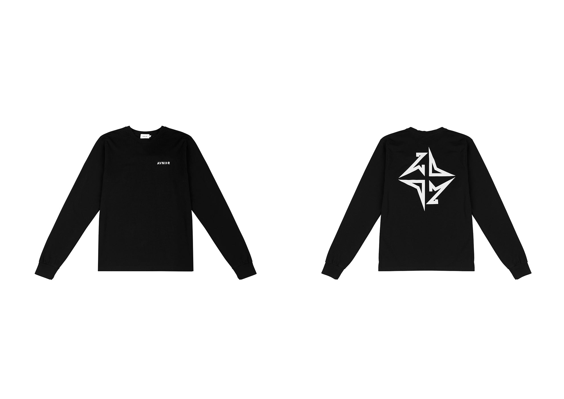 banner Black long sleeve