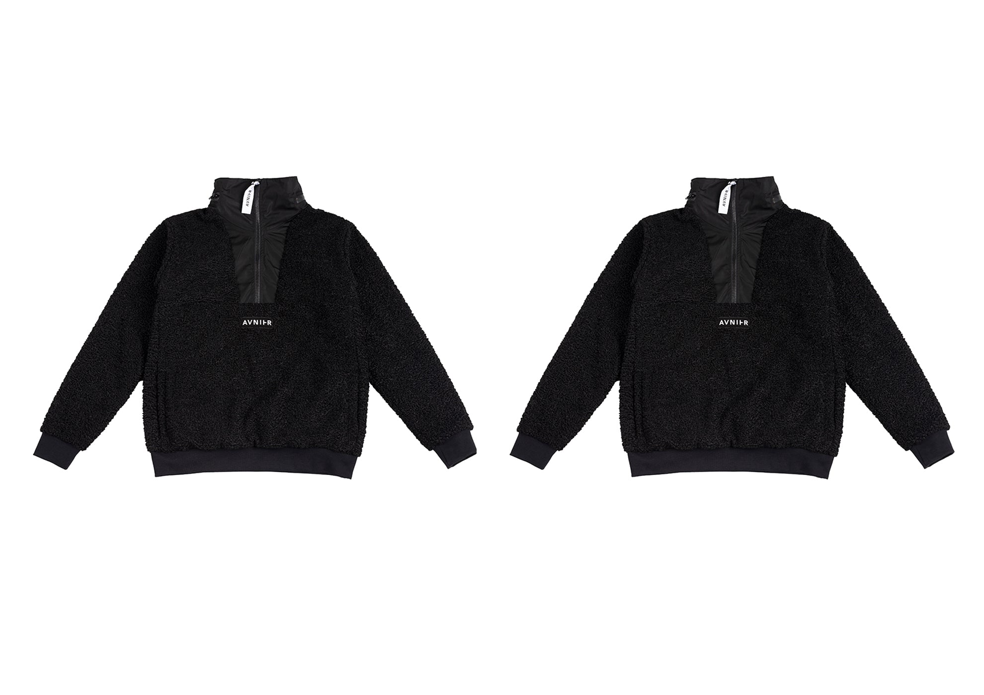 banner Fleece black