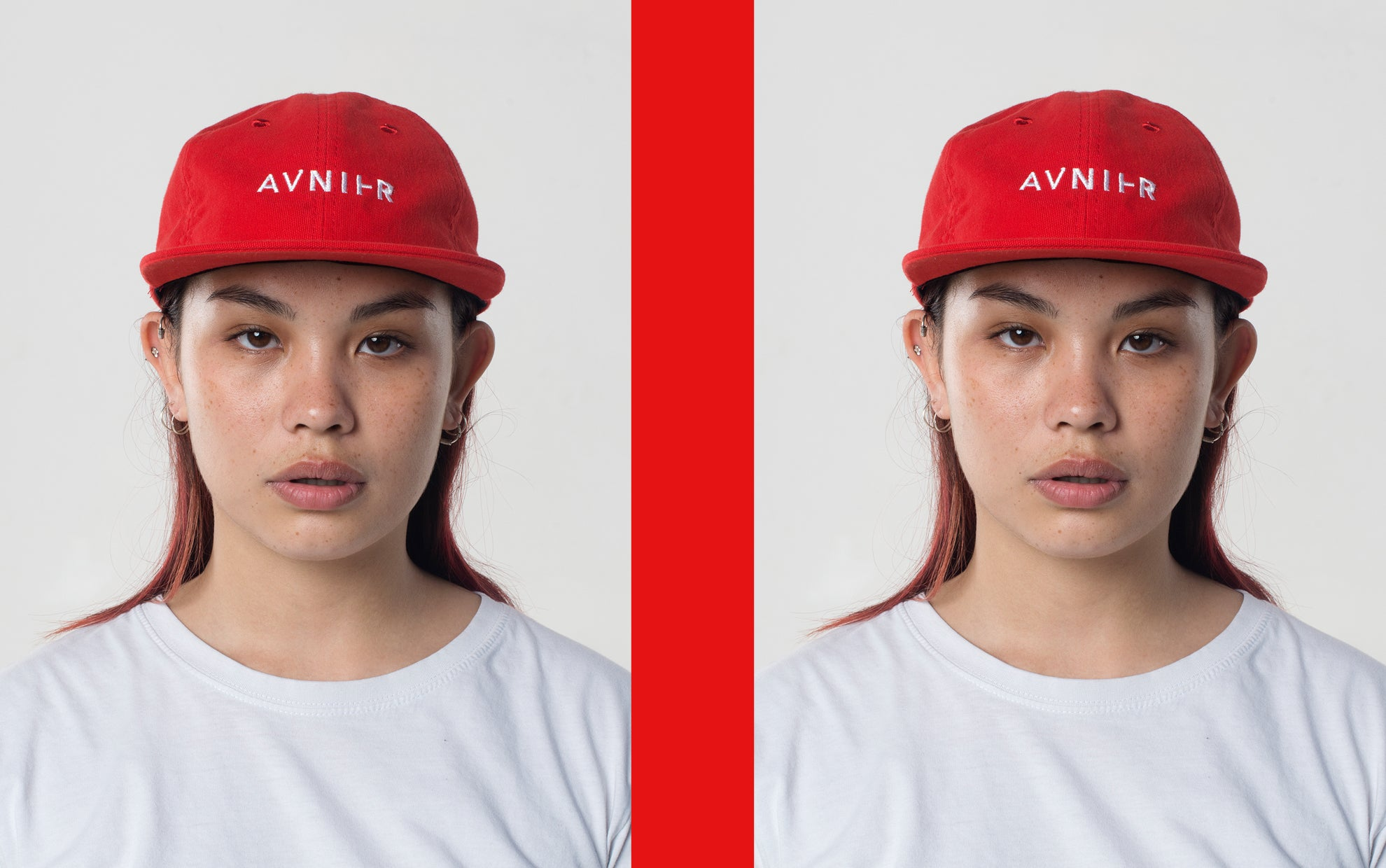 banner Red 6 panels