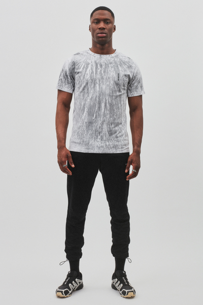 Fossilized Wood Tee <br/> Modal & Organic cotton