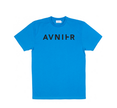 Basic blue tee shirt