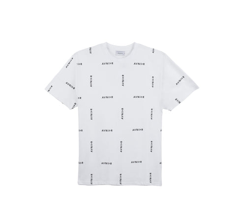 All Over Logo Tee