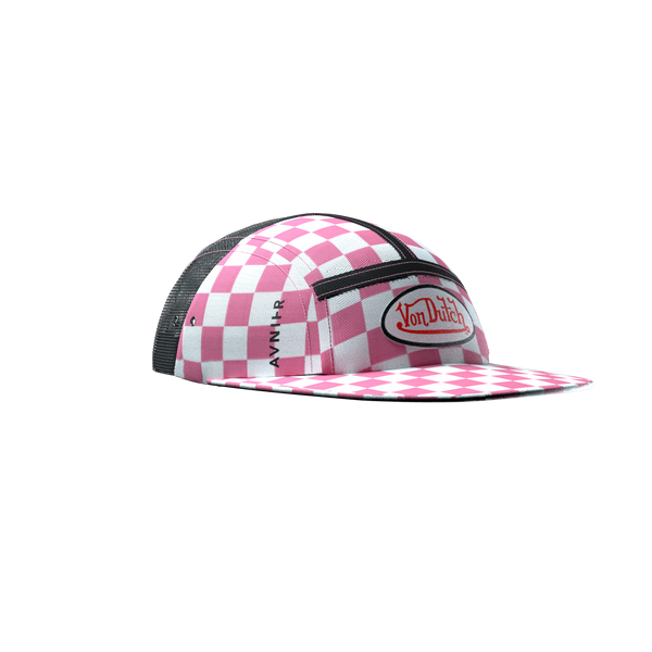 Von Dutch Checkers trucker 5 panels