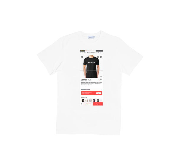 Tee-shirt AliExpress <br/> Exclu web Edit #2 <br/> SOLD OUT