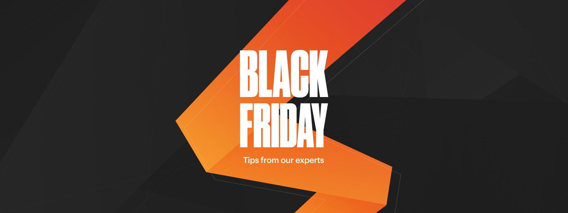 Black Friday 2020: Get top tips from our experts [VIDEO]