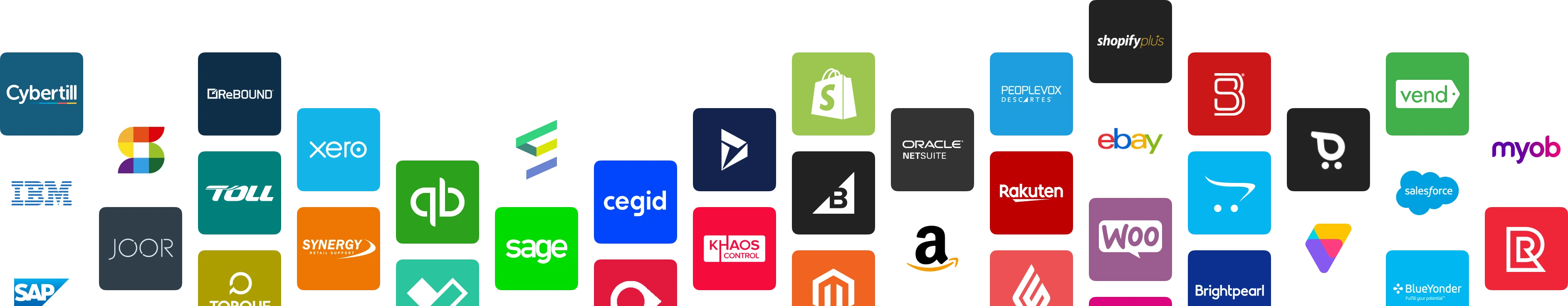 Integrations for your every need, connecting over 200 apps.