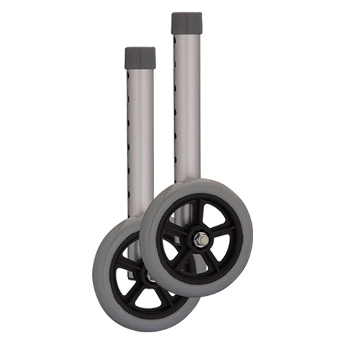 "5"" Wheels for Folding Walker"