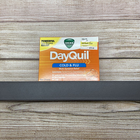 DayQuil Cold & Flu 16 LiquiCaps